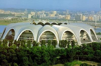 Daftar Stadion Terbesar di Dunia 2011