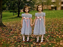 Shining Twins Halloween Costume