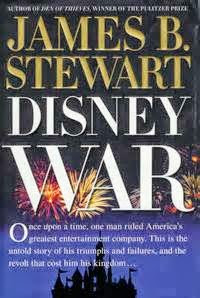 Between Books - Disney War