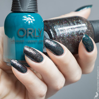 Orly Makeup to Breakup + Frenemy
