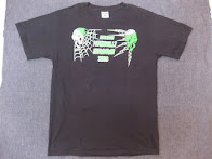「NORTHEAST PSYCHOBILLY               SHOWDOWN 2009」                                      Tee SHIRTS
