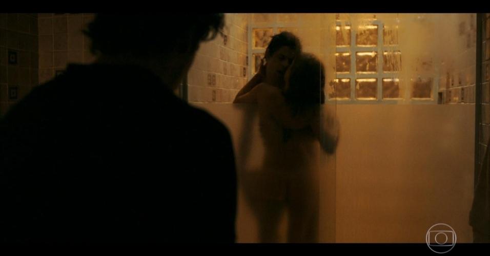 Marina Ruy Barbosa leva fãs à loucura com cena de sexo em 'Justiça': 'Tapinha'