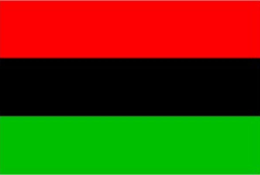 African American Flag | Black Models Picture