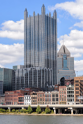 PPG Place - Pittsburgh, PA