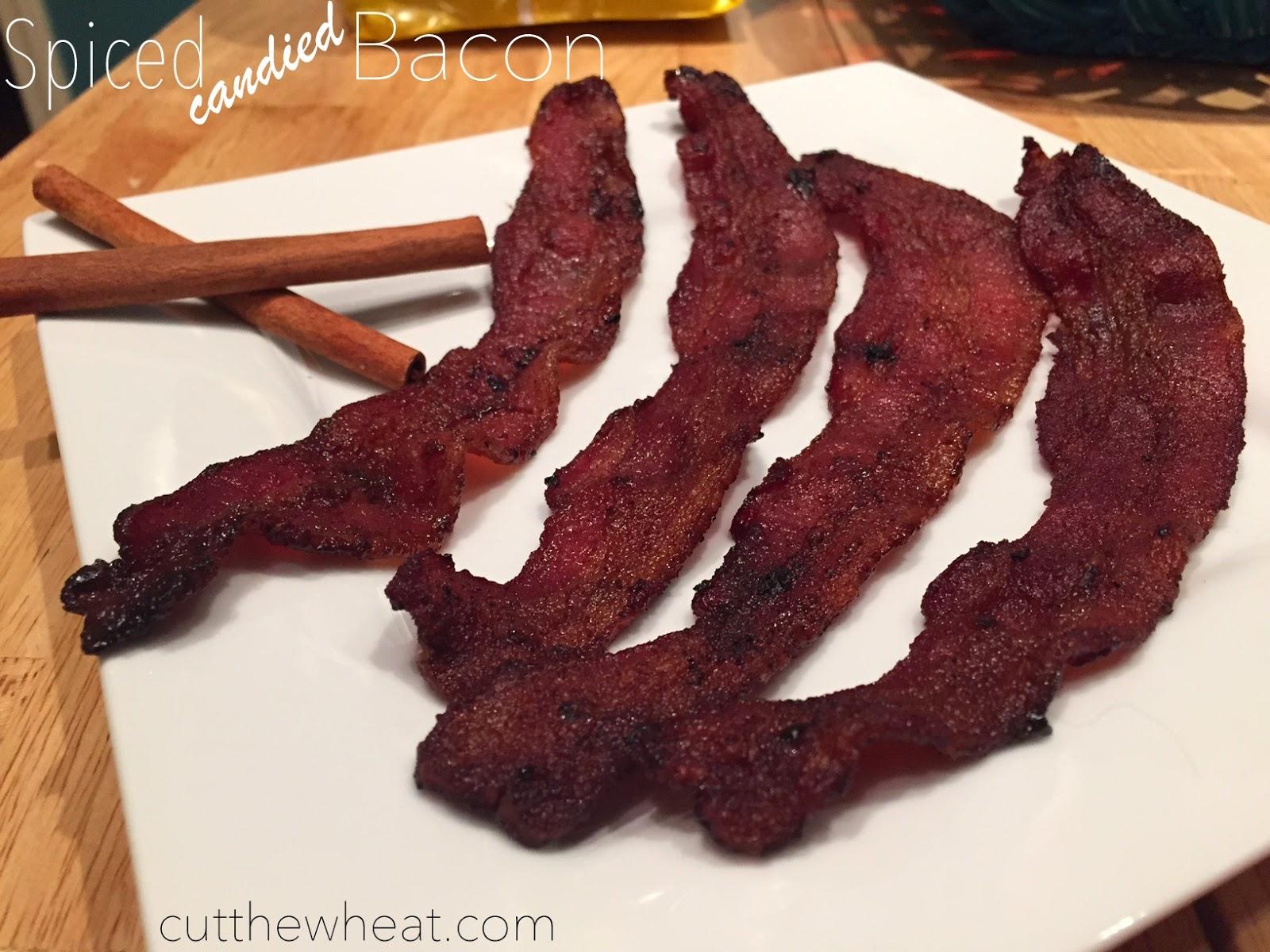 Spicy Candied Bacon Recipe — Dishmaps