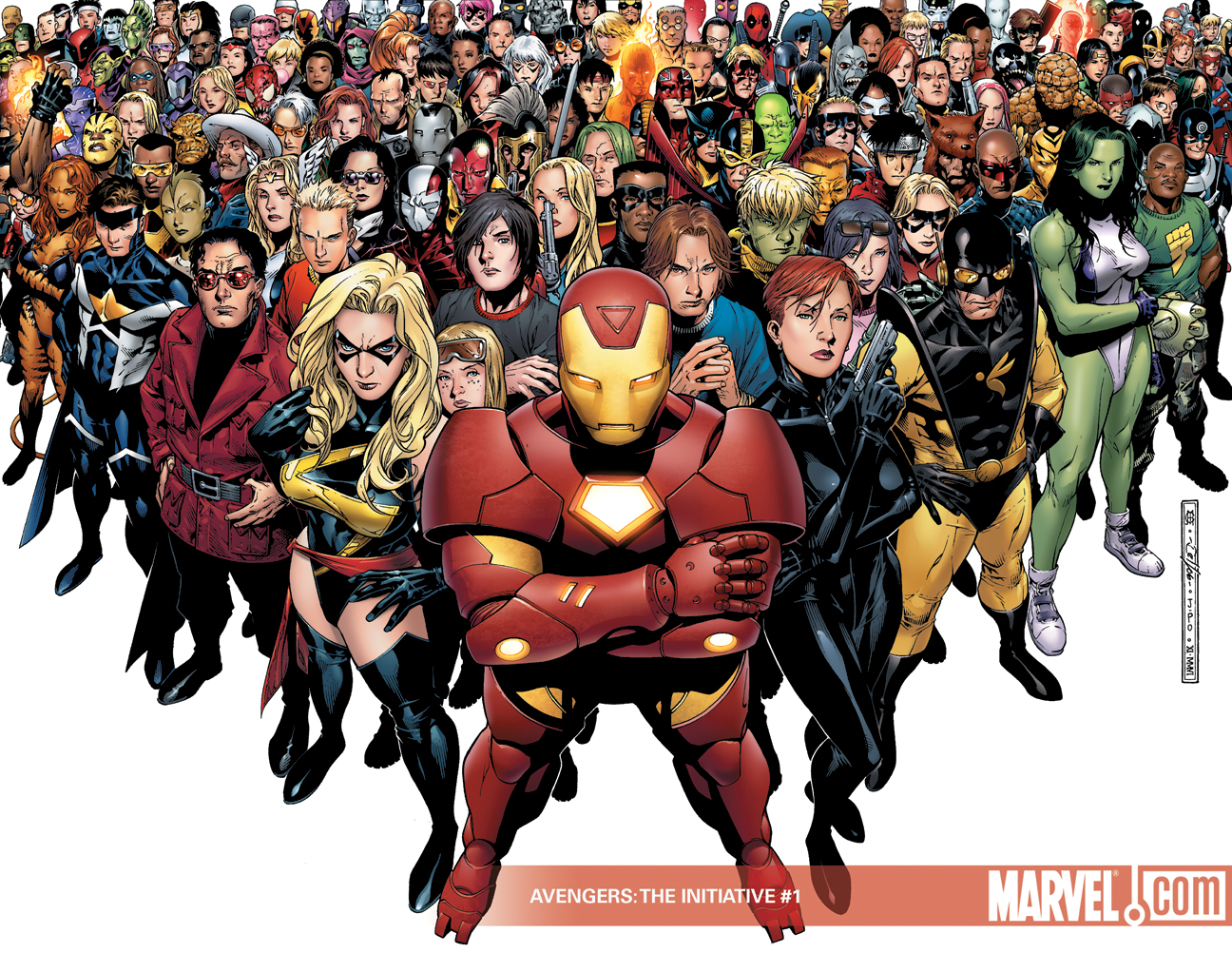 All marvel comics together hd desktop wallpapers