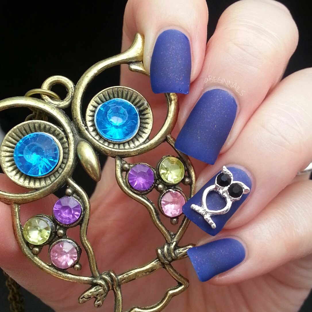 Let\'s Begin Nails: Charmingly Simple Nail Charm Review - Owls and ...