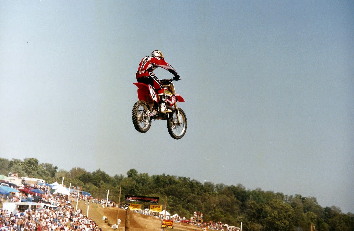 Mike Larocco Steel City 1998