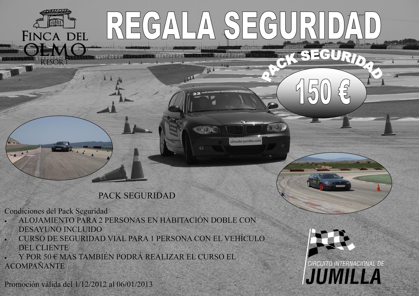 Circuito Jumilla : Finca del olmo resort