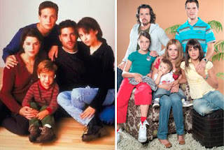 Party of five y su adaptación española