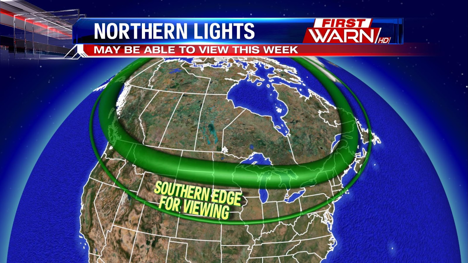 If Cloud Cover Can Hold Off At Night This Week, Northern Illinois And  Southern Wisconsin Would Have A Decent Chance Of Viewing The Aurora Borealis  (Northern ... Photo Gallery