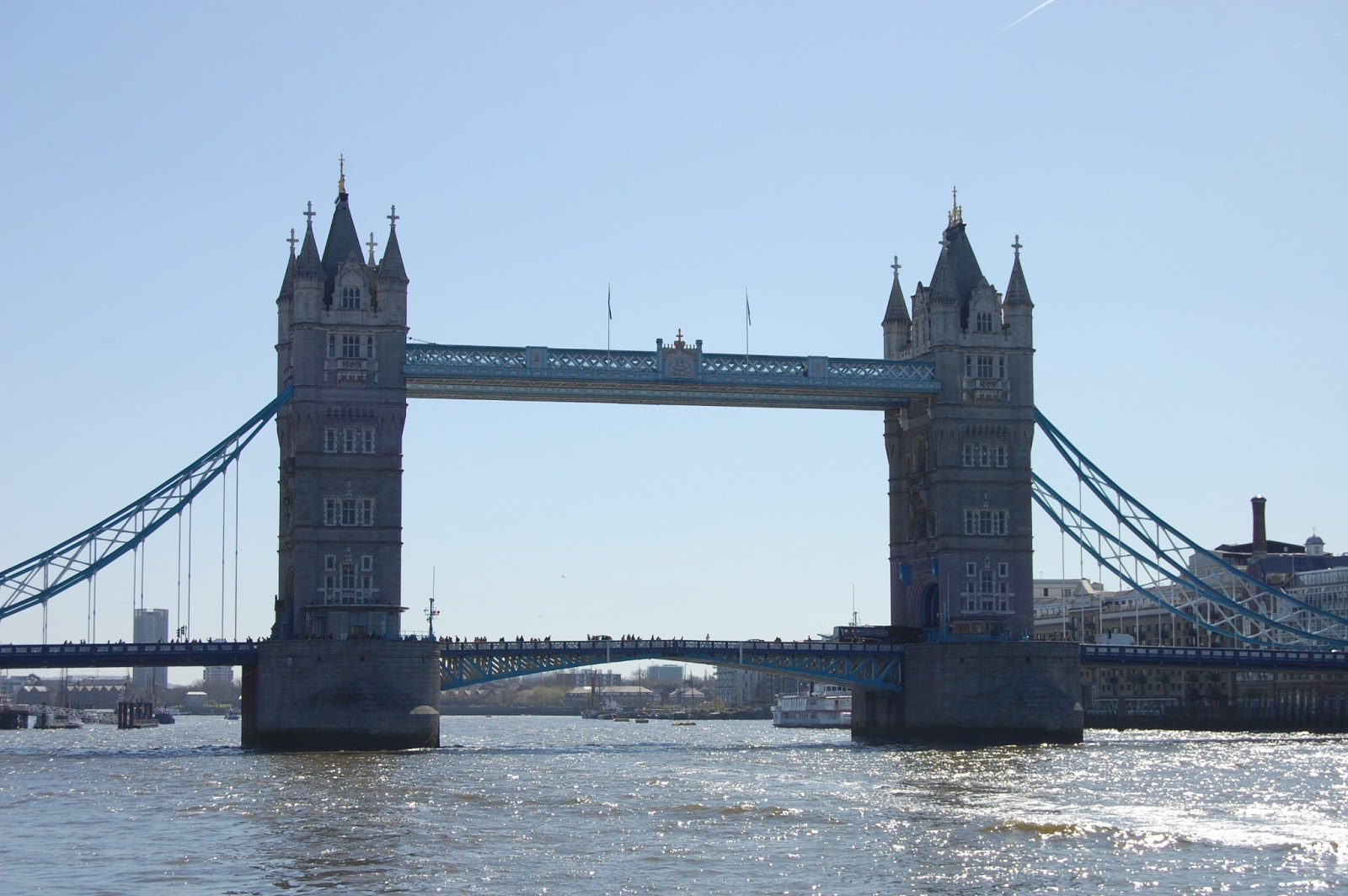 Short Trip to London...