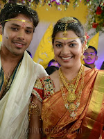 Nandu Geetha Madhuri Marriage Photos Wedding stills-cover-photo