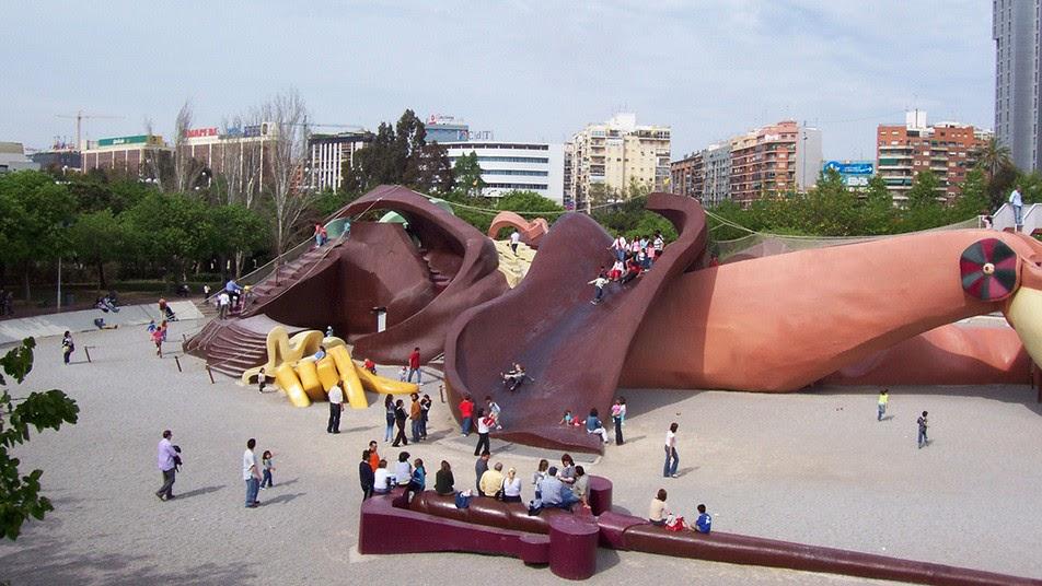 Парк Гулливер