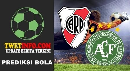 Prediksi River Plate vs Chapecoense