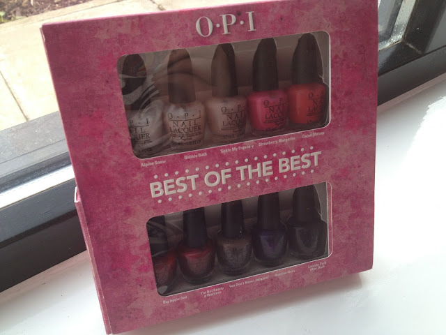OPI The best of the best