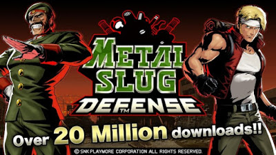 METAL SLUG DEFENSE v1.40.0 MOD Apk
