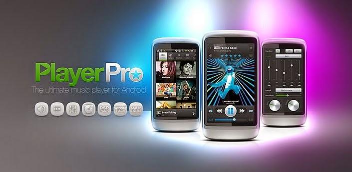 Download PlayerPro Music Player v3.1 Apk