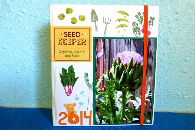 seed keeper, seed storage, seed organizer,