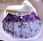 Hummingbird Side of Cat Bag