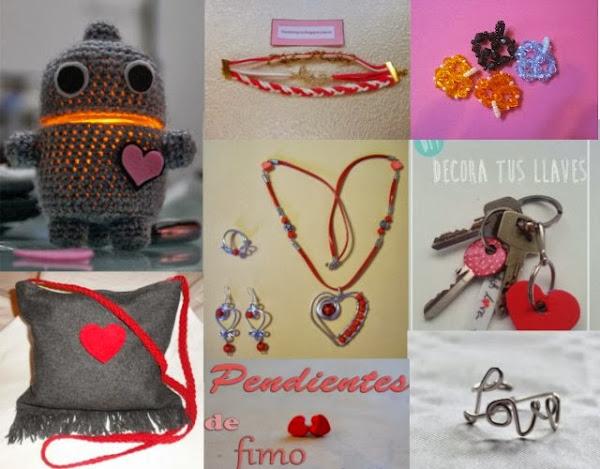 Manualidades para san valentin para mujer for Regalos originales de manualidades