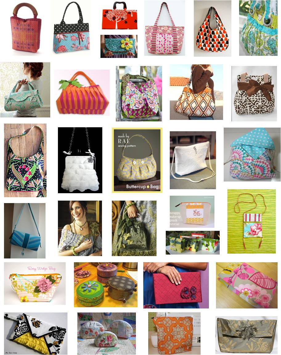 Bags And Purses Patterns : Free+patterns+2,+purses-handbags-zip+bags,+quiltinspiration.blogspot ...