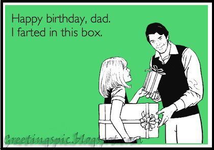 Father birthday wishes gift