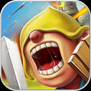 Clash of Lords 2: Heroes War  APK + Data Android
