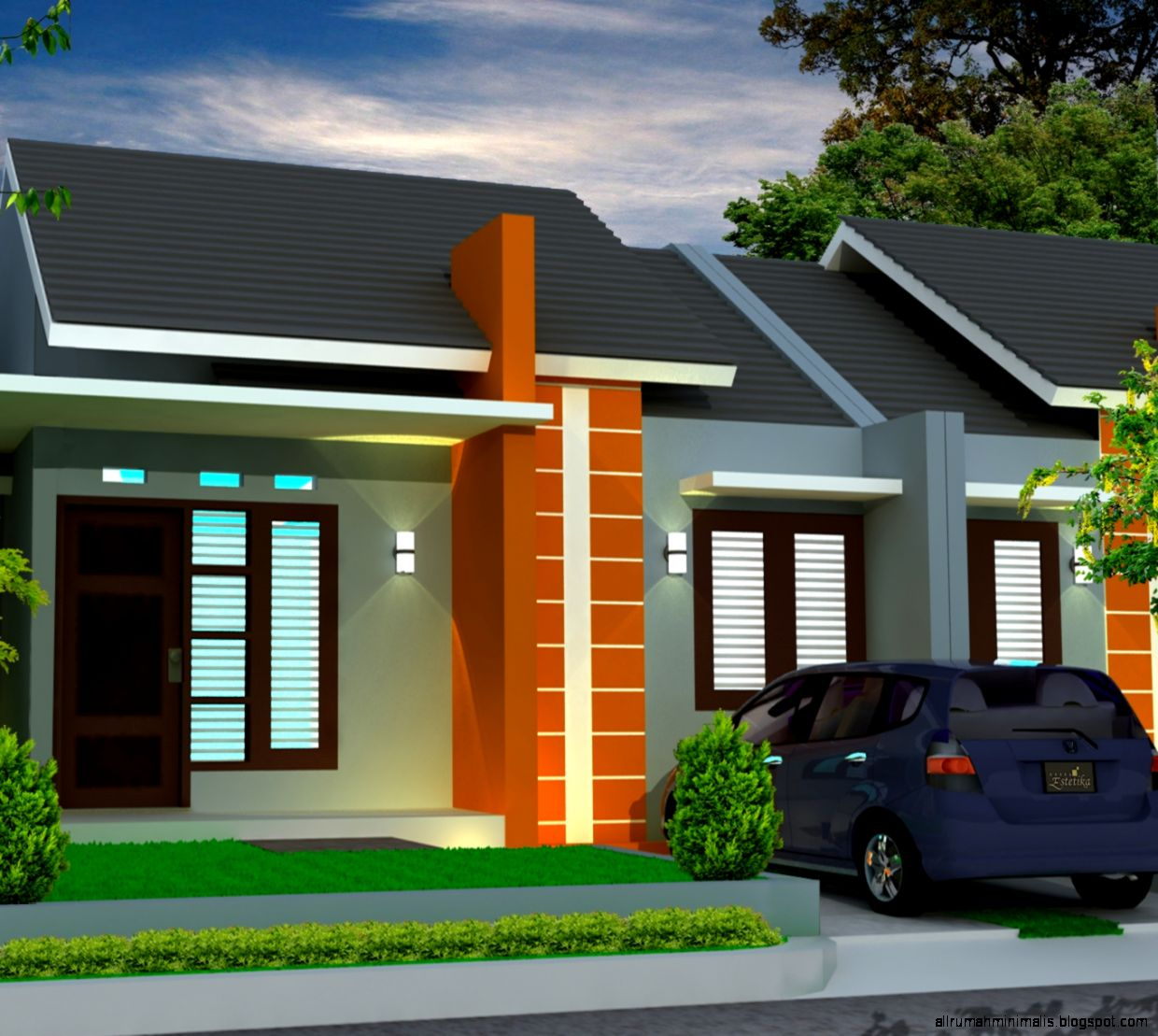 August 2015 Design Rumah Minimalis
