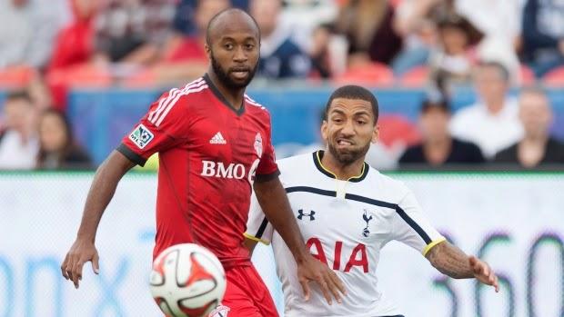 Toronto FC vs Tottenham Hotspur