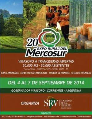 20º Expo Rural del Mercosur