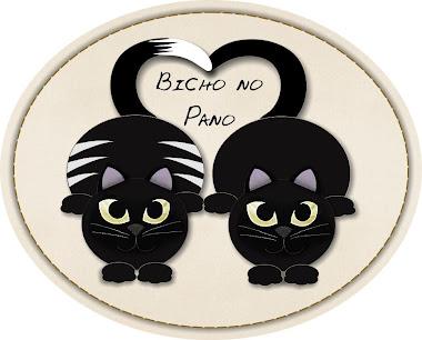 BICHO NO PANO