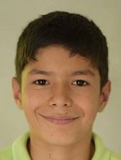 Jarlin - Honduras (El Tablon), Age 11