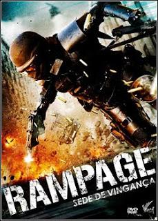 Assistir Filme Rampage - Sede de Vingança Dublado