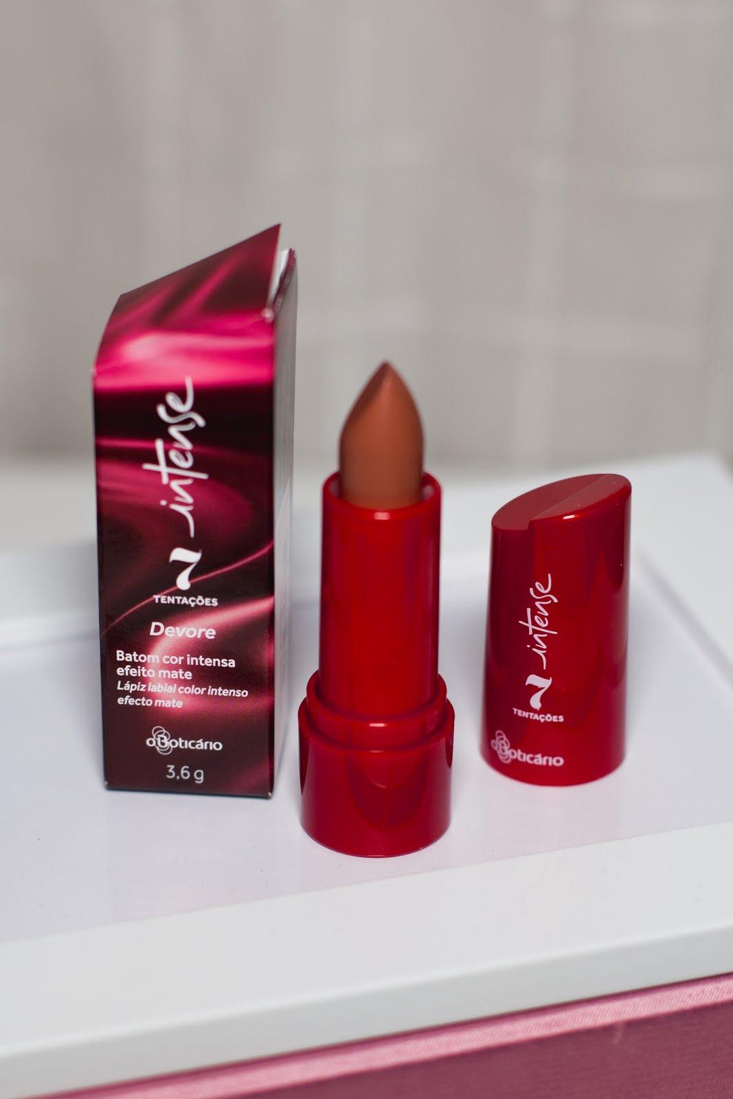 devore marrom nude lipstick