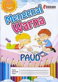 toko buku rahma: buku PAUD - MENGENAL WARNA, pengarang tim romiz asiy, penerbit ra