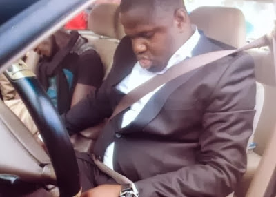 Dead: Lawyer found dead with his friend in his own car in delta state