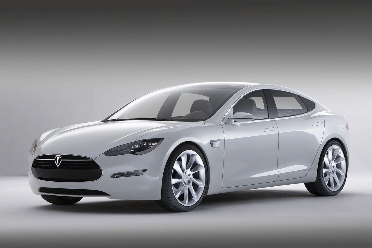 Sales Tesla Model S started