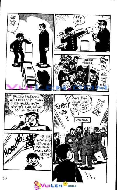 Jindodinho - Đường Dẫn Đến Khung Thành III  Tập 8 page 20 Congtruyen24h