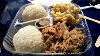 Kalua Pork Plate Lunch