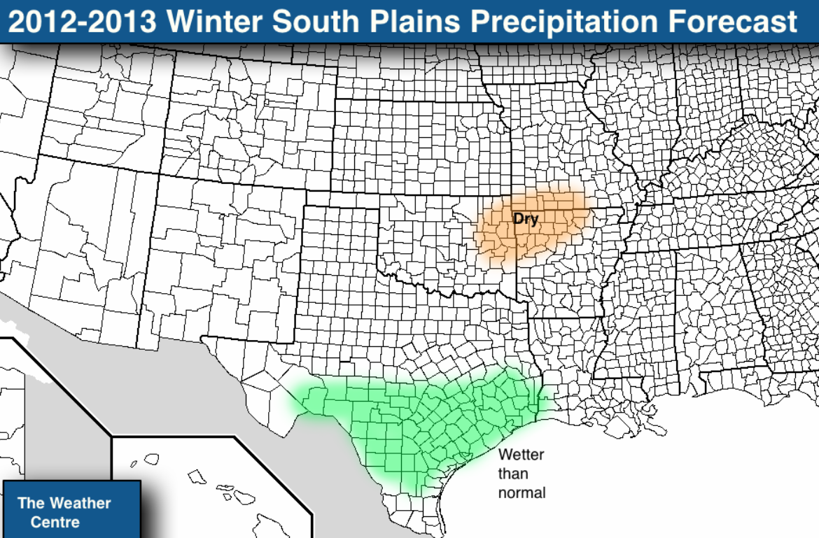 Southeast Winter Forecast 2013 2014