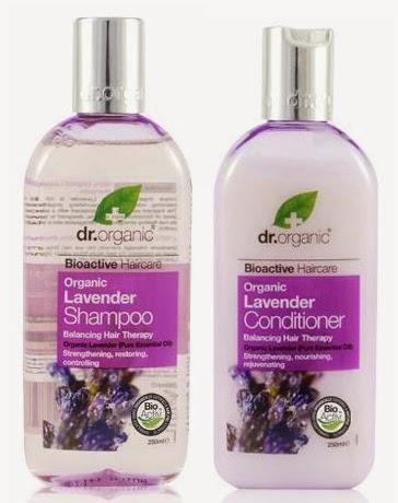 dr organic lavanda champu acondicionador