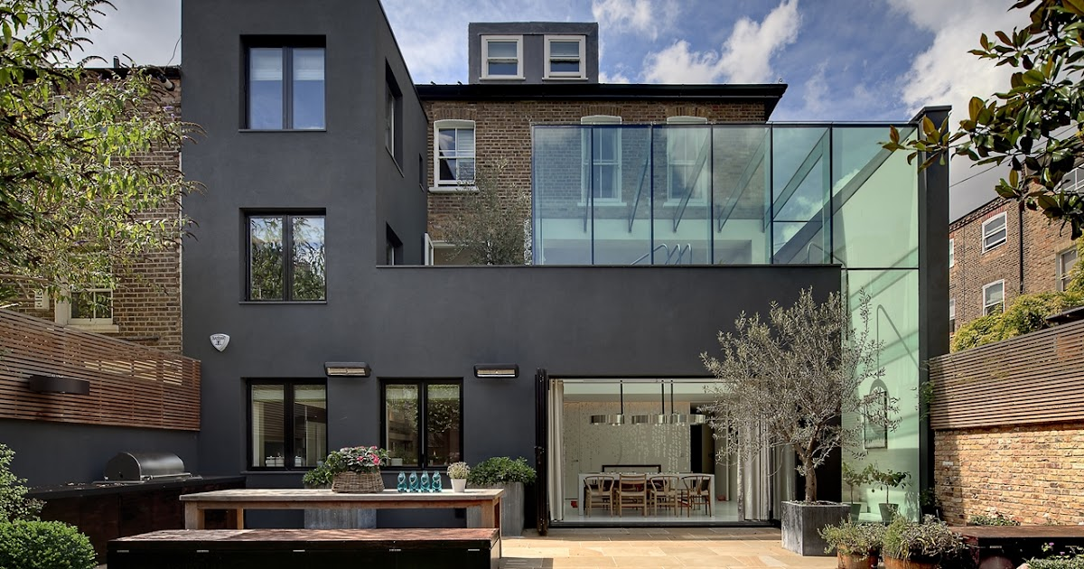 House plans and design modern house design london for House design london
