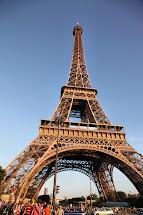 La Torre Eiffel De Paris