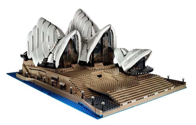Images Of Lego Opera House Golfclub