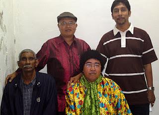 Bersama Omara , Bakar dan Chop