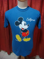 MICKEY MOUSE 50/50 TEE