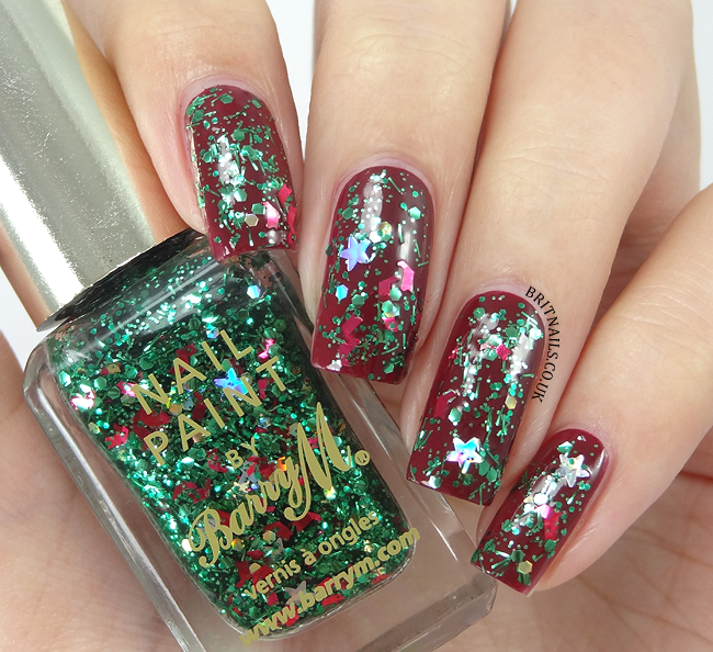 Barry M Christmas Tree