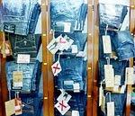 Quần Jeans Nam- Hàng Hiệu ORIGINAL -VN gia Công - Click -