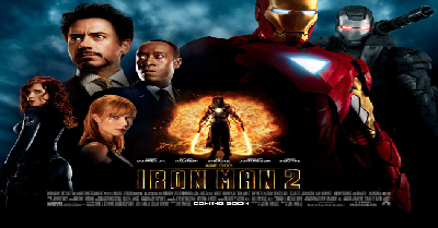 2010, Iron Man, Iron Man 2, Hollywood, sci-fi, action